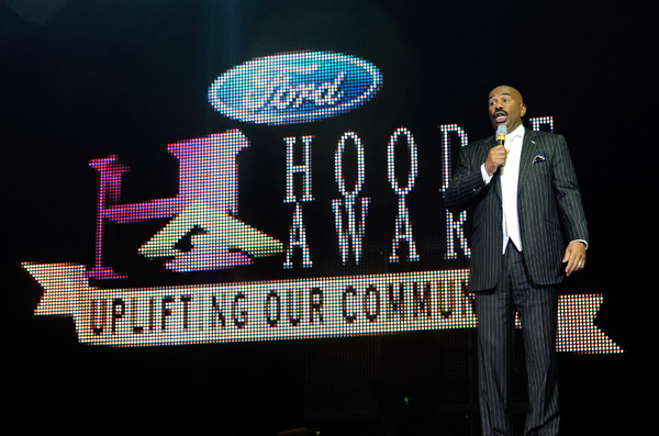 The Steve Harvey Hoodie Awards in Las Vegas Give Back in a Big Way!
