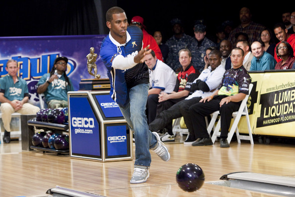 Chris Paul, Bowling for Charity
