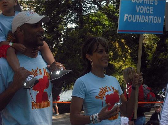 Sophie voice foundation spina bifida prevention